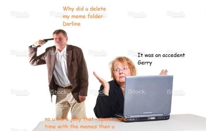 Delete Meme Folder