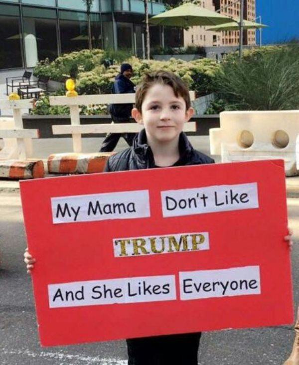 Dont Like Trump