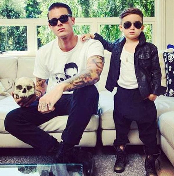 Father Son Coolguys
