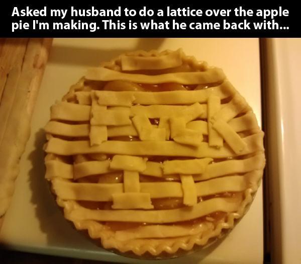 Fuck It Pie