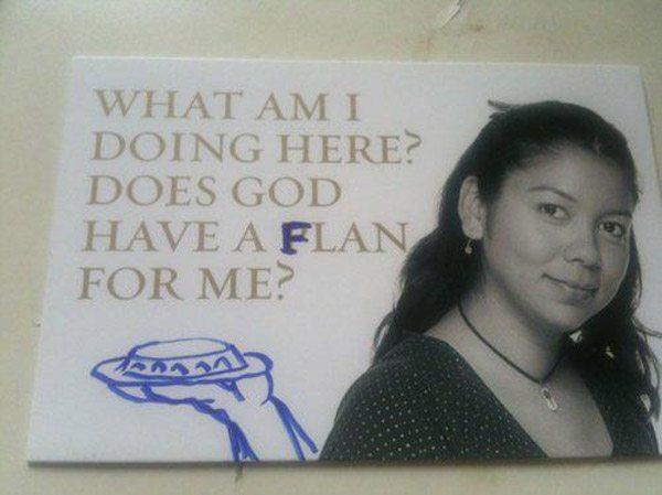 Gods Flan