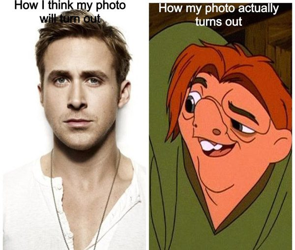Gosling Tagged V Profile