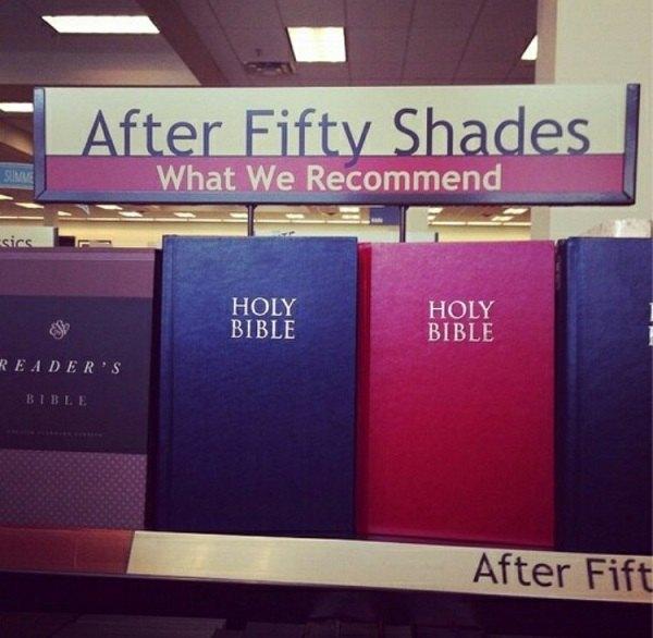 Grey Holy Bible