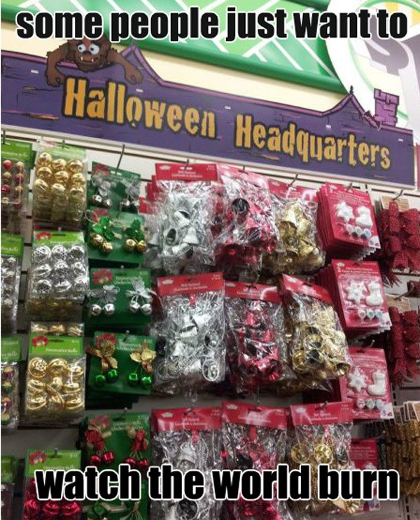Halloween Christmas Decorations