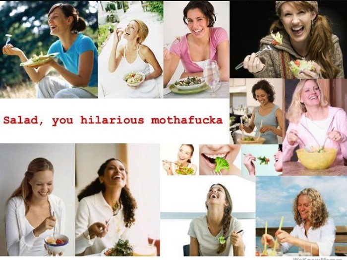 Hilarious Salads