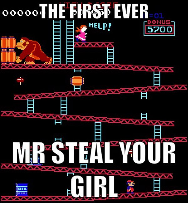 Mario Steal Yo Girl Memes