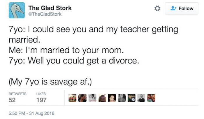 Married To Teacher