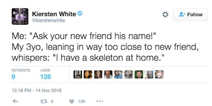 New Friend Funny Parent Tweets