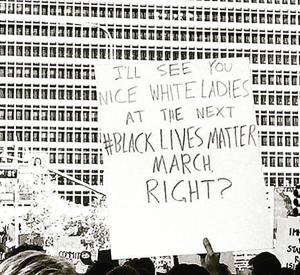 Nice White Ladies
