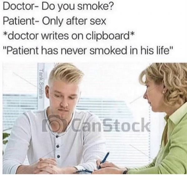 Patient Has Never Smoked