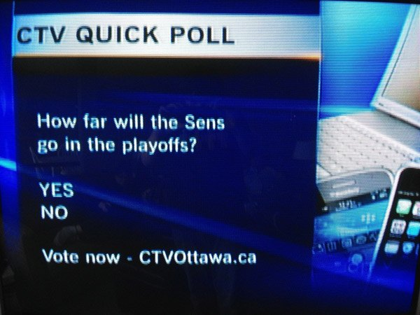 Playoff Poll Fail