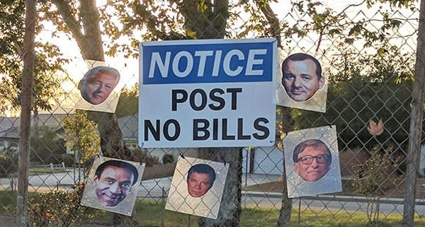 Post No Bills Funny Trolls