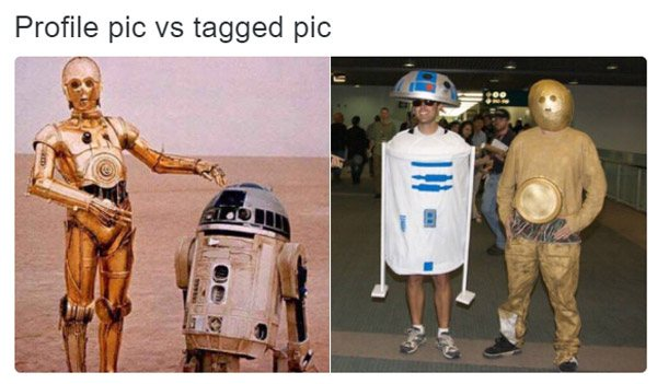 Profile V Tagged Starwars