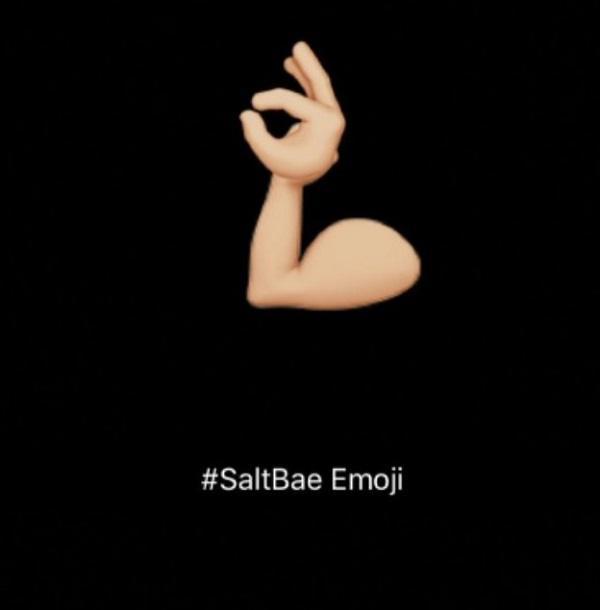 Salt Bae Emoji