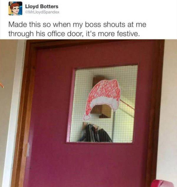 Santa Boss
