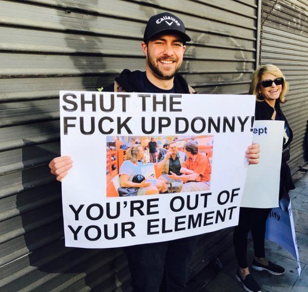 Shut Up Donny