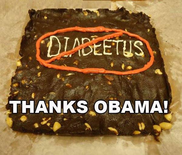Diabetes Cake