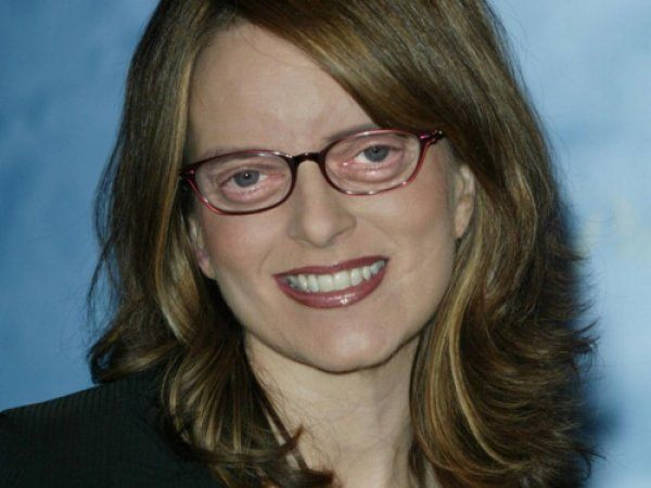 Tina Fey With Buscemi Eyes