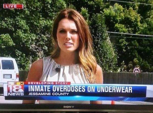 Underwear Overdose