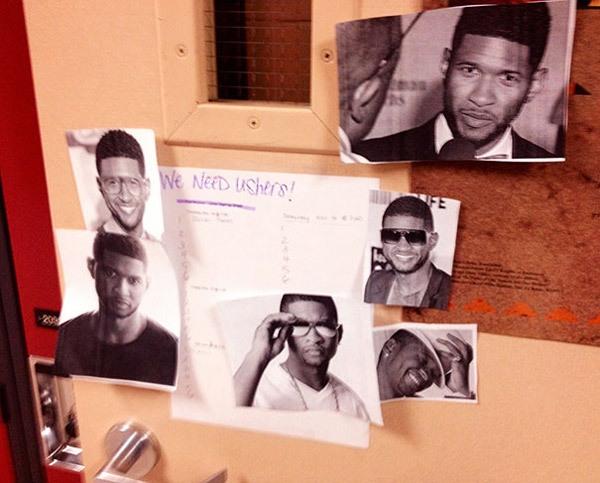 Ushers Needed Funny Trolls