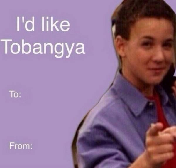 I'd Like Tobangya