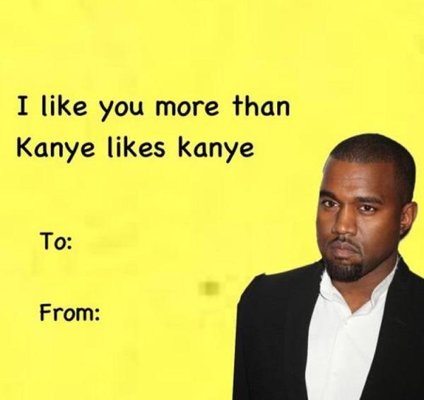 Kanye Likes Kanye