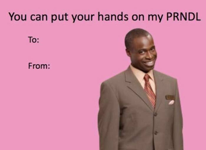 Mosby On My PRNDL