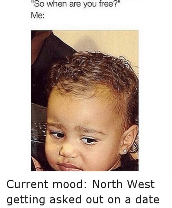 North West Getting Asked Out