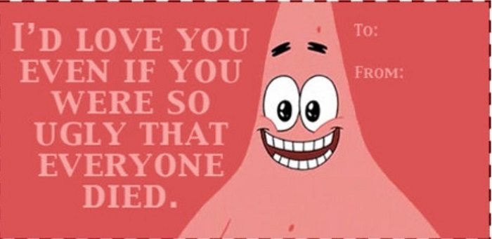 Patrick Ugly Love