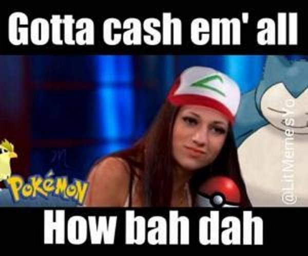 Poke Money