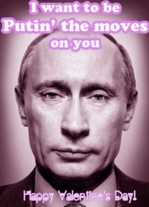 Putin The Moves On You