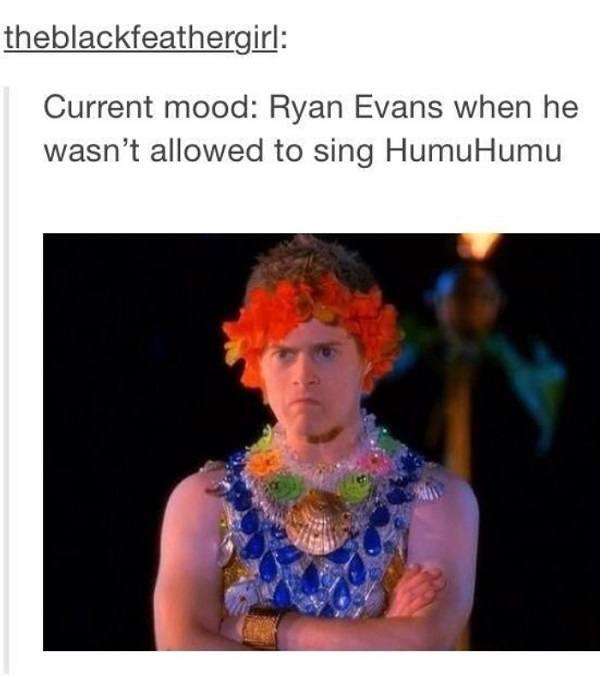 Ryan Evans HumuHumu