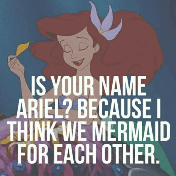 Ariel The Princess