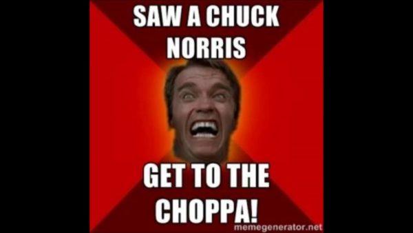 Arnie Choppa