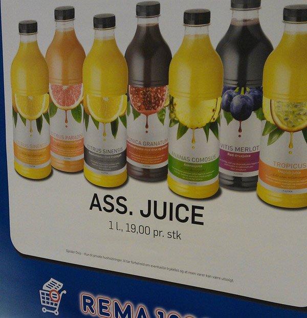 Ass Juice