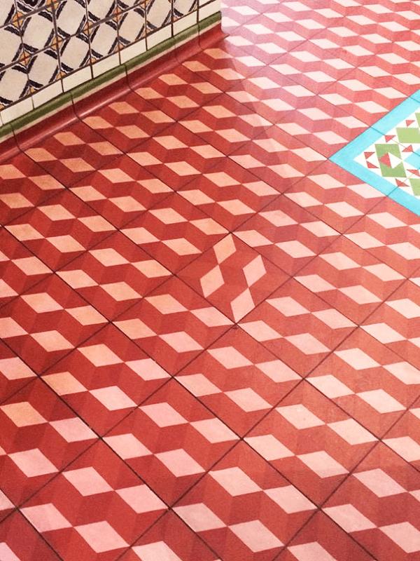 Bad Floor Patterns