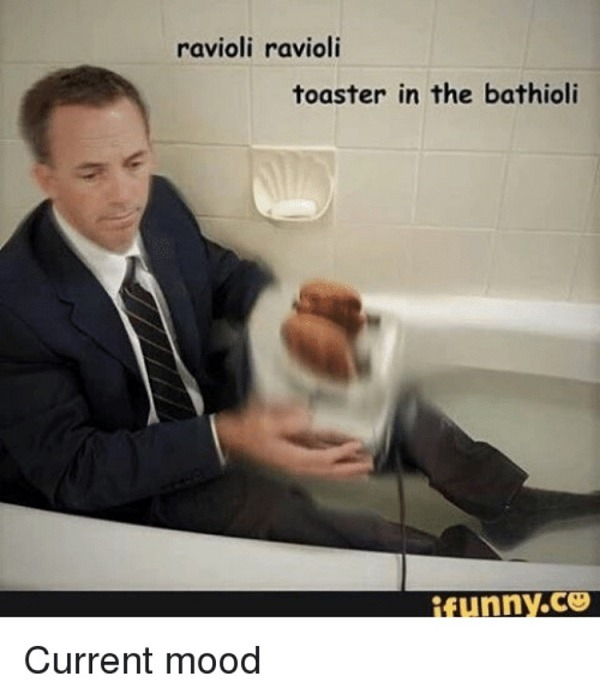 Bathtub Toaster