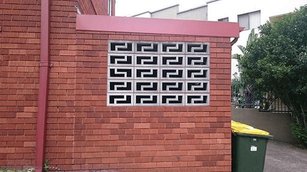Brick Craving Window