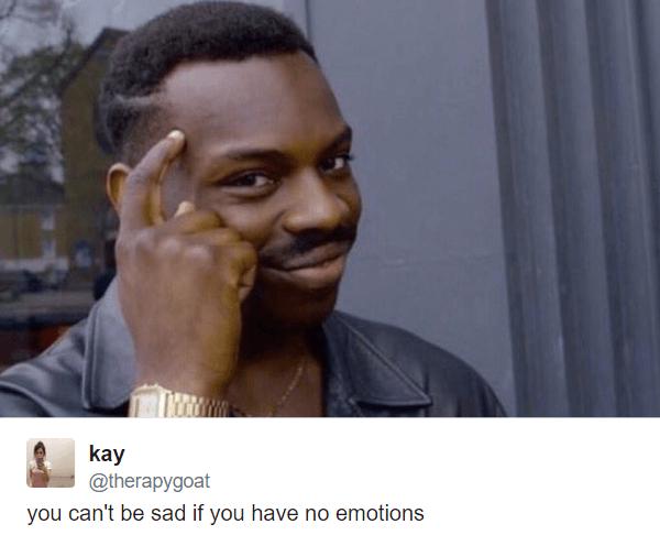 Cant Be Sad