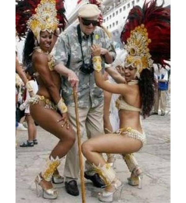 Carnival Gramps