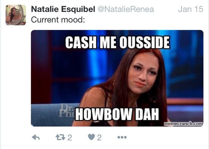 Cash Me Outside