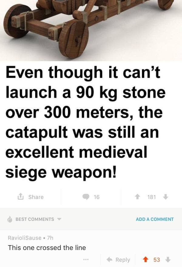 Catapult Memes