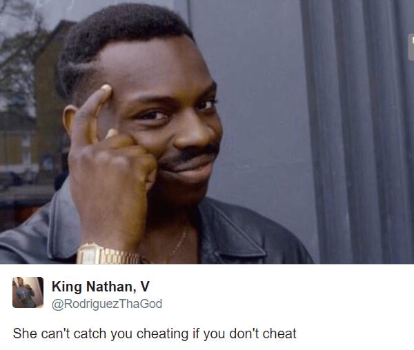 Roll Safe Meme