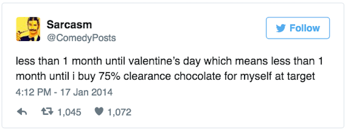 Clearance Chocolate