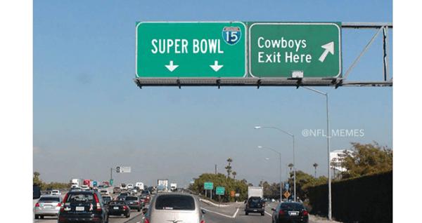 Cowboys Exit