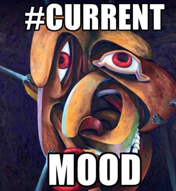Current Mood Art