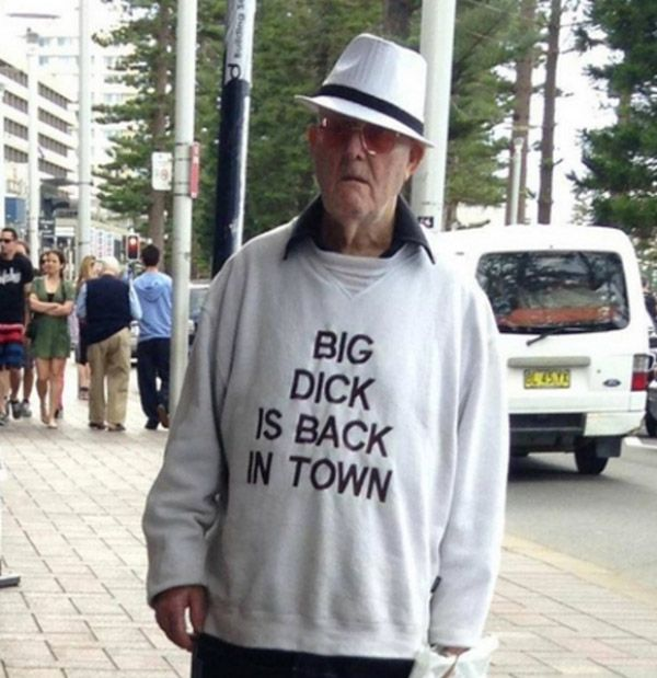 Dick Back Intown