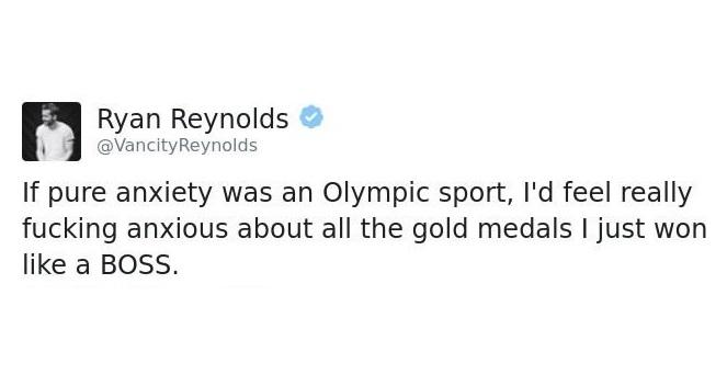 Epic Ryan Reynolds Tweets