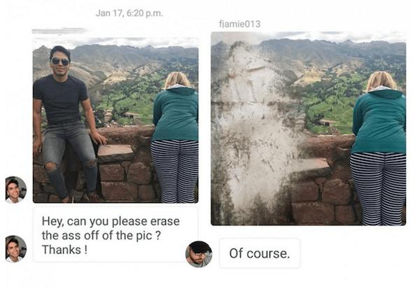 Erase Ass