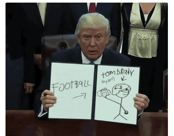 Executive Orders Memes Football